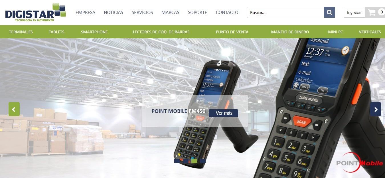 Soluciones hardware para punto de venta y movilidad